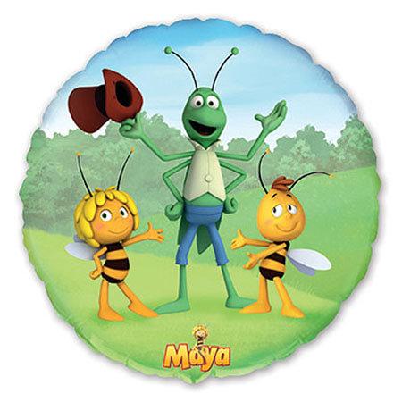 Круг пчелка Майя и друзья
