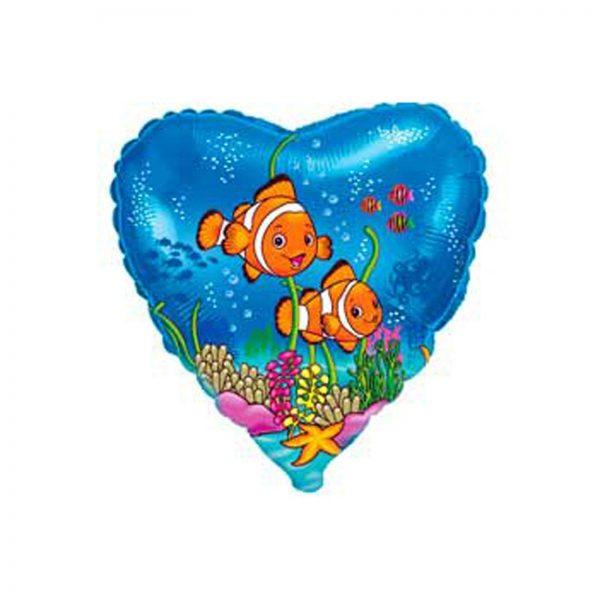 Сердце рыбы