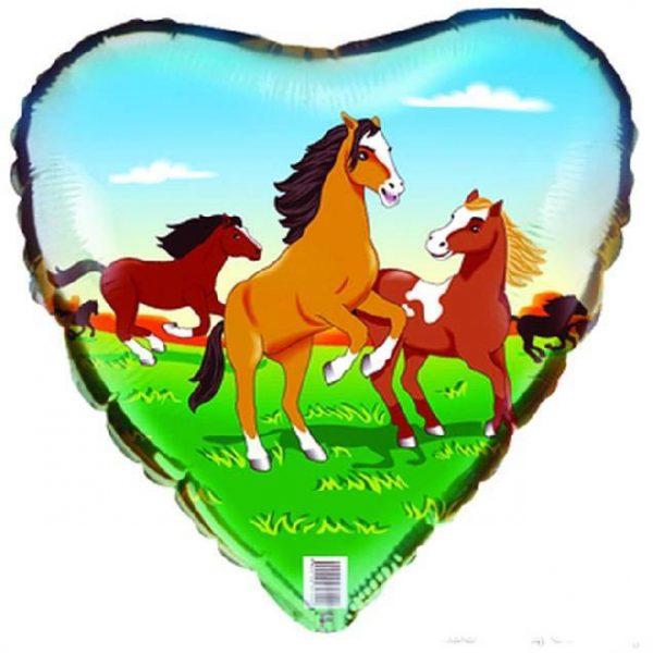 Сердце лошади