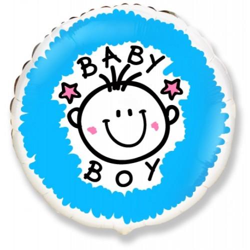 Круг Беби мальчик